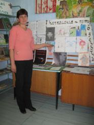 Долгорук Наталья Григорьевна проводит обзор у выставки