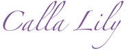 Calla Lily Jewellery Collection