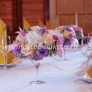 Цветы на стол в Подольске