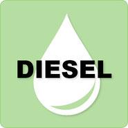 Produkt Diesel Greenline