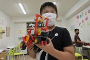 Kくんの改造ロボット