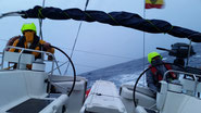 White Wake sailing - RYA Yachtmaster Offshore course