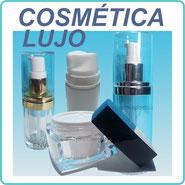 envases cosméticos, envases de lujo, tarros de lujo, tarros, airless, espumadores, botellas de aluminio