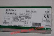 Электроды для нержавейки AS P 308L