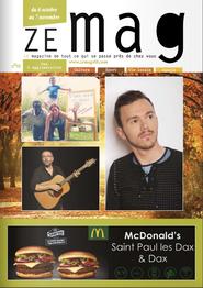 ZE mag DAX n°68 octobre 2017