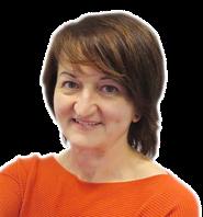 Sanja Sekulic, Inhaberin von Physio Sanja, Praxis für Physiotherapie in Hamburg Barmbek