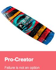 Best Pro-Creator Kiteboard