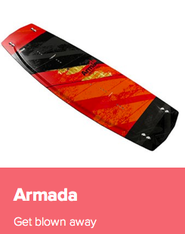 Best Kiteboard Armada
