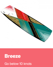 Best Breeze Leichtwindboard