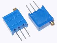 Potenciometro Precisión 1/4W Trimpot Placa Electronica Electronico Guatemala ElectronicaSMD