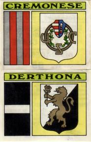 FIGURINA PANINI DERTHONA  1971-72
