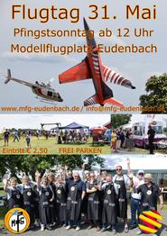 Pfingstflugtag 2020 MFG Eudenbach