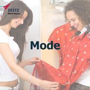 Mode, Zeitz, Shopping, Textil