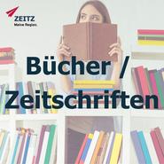 Buch, Bücher, Zeitschriften, Zeitz, lesen