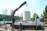 Planta de tratamiento - planta depuradora SBR para hoteles y urbanizaciones - sistema Aqualimpia