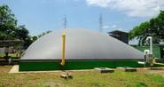 Control presiones  biodigestor laguna - pressure valve lagoon digester