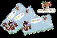 Ponykerstin - Gutscheine