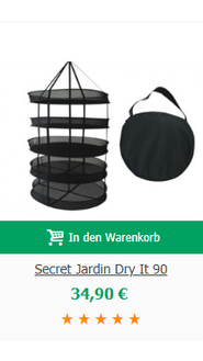 Secret Jardin Dry It 90