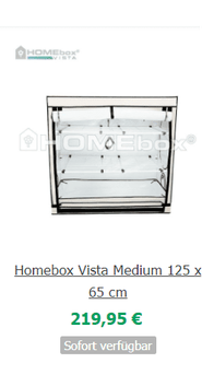 Secret Jardin Dark Room DR90 Rev. 3.0 (90x90x185 cm)