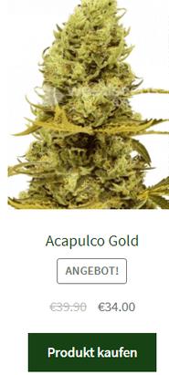 Acapulco Gold Fem.