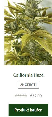 California Haze