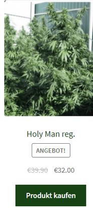 Holy Man reg.