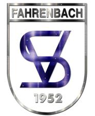 Banner/Logo SV 1952 Fahrenbach zum Thema Sponsoring der Peter Fleschhut GmbH in Lörzenbach, Odenwald