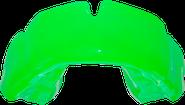 Zahntechnik Stupan Langenthal  individueller Sportmundschutz, Zahnschutz, Playsave Grellgrün