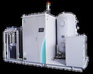 レーザ加工用  窒素ガス供給システム