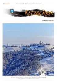 Das Deckblatt der Gemeindezeitung vom vierten Quartal 2019