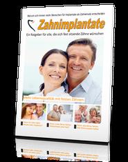 Implantat Griesheim Darmstadt: Klicken Sie hier, um den kostenlosen Implantat-Ratgeber herunterzuladen!