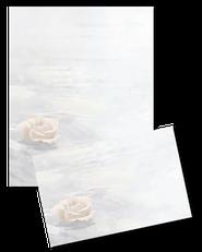 Motiv: schwimmende Rose