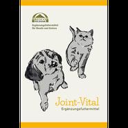 Joint-Vital von Reico ist eine Mischung aus Muschelfleisch, Algen, Wildlachs, Vitaminen, Kräutern und CBD-Öl, die gezielt für die Erhaltung des gesamten Bewegungsapparats.