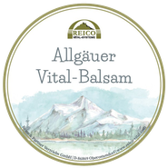 Allgäuer Vital-Balsam von Reico multifunktionaler Alleskönner für Mensch und Tier