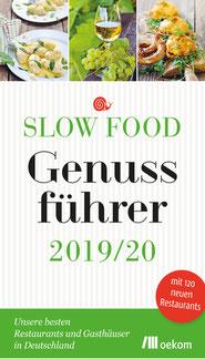 Der Slow Food Genussführer