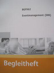 Eventmangement - Begleitheft