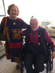 ピーター・ヘニングス氏の義母とペーテル