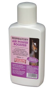 Equimins Air-power booster sirup