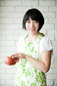日本茶インストラクター 酒井知子さん