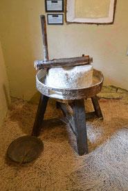 Moledor de azufre