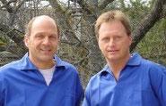 Dr. Claus-Dieter Kopp und Dr. Christoph Kreidler