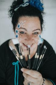 Alexandra Rehfisch, Ziliwanow Feier-bunter, Kreativ - betreuung, -annimation, Kinder Erwachsene Düren Aachen