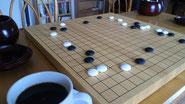 水・土の午後は囲碁カフェ
