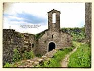 Kapelle bei Kastel Petropilosa