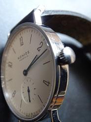 Copyright: Men's Individual Fashion. Das Bild zeigt meine eigene Uhr.
