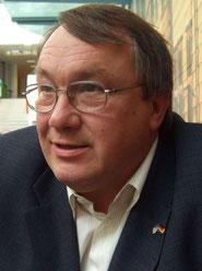Schriftführer Bernhard Spata
