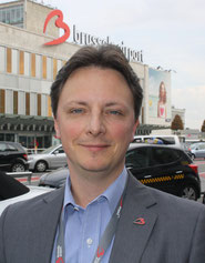 Nathan De Valck is in charge for the pharma and perishables biz at BRU  /  source: hs