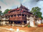 Shwenandaw Pagode  (Mandalay)