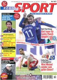 Jevenstedter Schiedsrichter mit großem Interview
