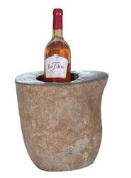 Weincooler, Sektkühler aus Naturstein